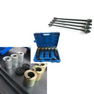 27pc Press And Pull Sleeve Kit Bush Bearing Removal Insertion Tool W 5 Spindles
