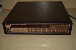 Keithley 238 High Current Source Measure Unit tt
