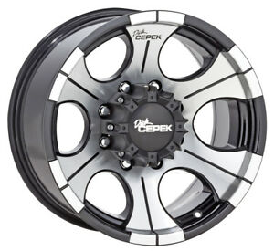 Dick Cepek Tires And Wheels 90000000483 Truck Wheels