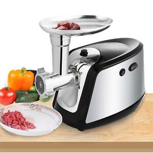 Electric Meat Grinder Heavy Duty Home Food Mincing Machine Electric Meat Grinder