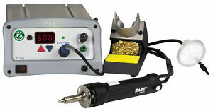 Pace St 115 Digital Desoldering Station With Sx 100 Desoldering Iron