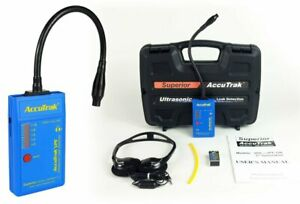 Accutrak Vpe gn Standard Kit Ultrasonic Leak Detector With Gooseneck