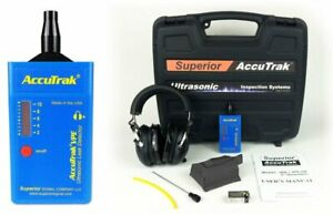 Accutrak Vpe Professional Kit Ultrasonic Leak Detector
