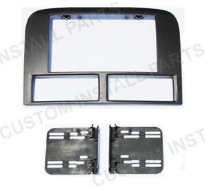 Double Din Car Stereo Install Dash Radio Kit Fits 1999 2004 Jeep Grand Cherokee