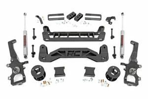 Rough Country 4 Lift Kit Fits 2004 2008 Ford F150 2wd W N3 Shocks Suspension