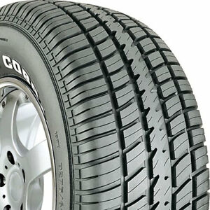 2 New 235 55 R16 Cooper Cobra Radial Gt 96t All Season Tires 90000002534