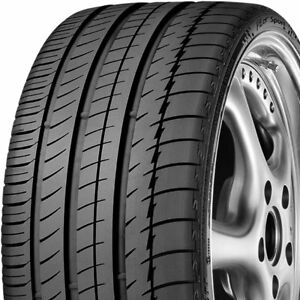 2 new 255 35zr18 Michelin Pilot Sport 2 Zp 90y Performance Tires Mic15999