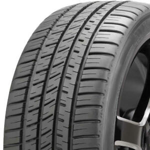 2 New 255 40zr18 Michelin Pilot Sport A S 3 Plus 95y Performance Tires Mic83380
