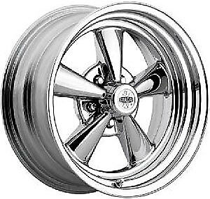 Cragar 61c791255 61c Series S S Super Sport Chrome Wheels