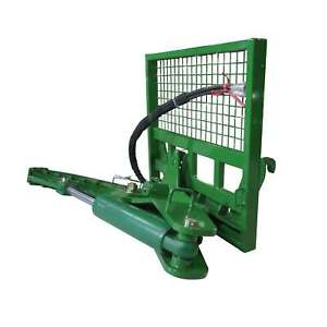 Titan 12 Hd Rotating Tree Shear Attachment Fits John Deere Global Euro Loaders