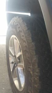 Used Tires 255 70r18