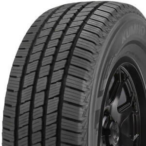 4 new 235 70r16 Kumho Crugen Ht51 106t All Season Tires 2181673