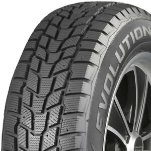 4 New 225 50 17 Cooper Evolution Winter Winter Studdable Tires 225 50 17