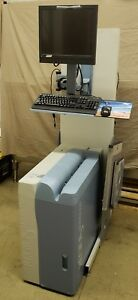 2009 Konica Minolta Regius 110 Cr Reader Digital X ray W cs 2 Workstation