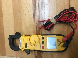 Uei Dl479 True Rms Trms Digital Clamp Multi Meter Hvac r Hvac Ac 600 A Amp