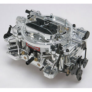 Edelbrock 18044 500 Cfm Avs Carburetor With Endurashine