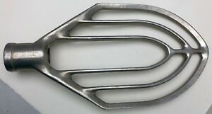 X1 Genuine Hobart Vmlh40b Flat Paddle Beater For 40qt Mixer 40 Quart Nsf