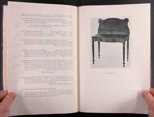 American Antique Colonial Furniture Silver The Lawton Collection 1940 Catalog
