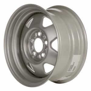 Reconditioned 15x7 Silver Steel Wheel For 1988 2000 Jeep Cherokee 560 09029