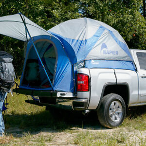 2014 2018 Gmc Chevrolet Truck Oem Truck Bed 6 5 Camping Tent Gm 19329817
