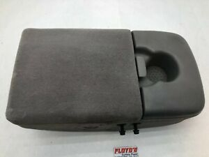 1997 2003 Ford F150 Center Console Cup Holder Gray Grey Oem