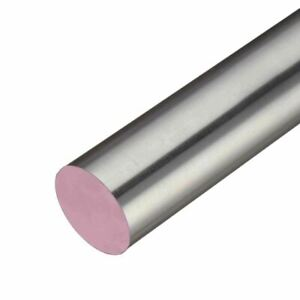 303 Stainless Steel Round Rod 2 000 2 Inch X 24 Inches