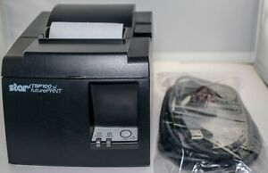 Star Tsp 100 Futureprint Direct Thermal Pos Printer