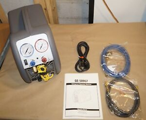 New Robinair Kent moore Ge 50957 Contaminated Refrigerant Recovery Machine