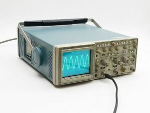 Tektronix 2232 Portable 100mhz Digital Storage Analog 2 channel Oscilloscope
