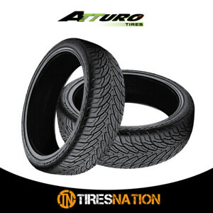 2 New Atturo Az800 275 60r15 107h Tires