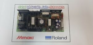 Genuine Roland Soljet Pro Iii Aj 740 Printer Power Unit 1000000097