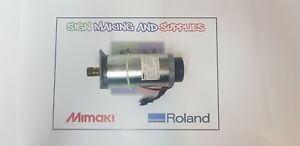Genuine Roland Soljet Pro Iii Xj 640 Printer Scan Motor 6700049030