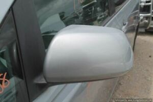 2011 2012 Toyota Sienna Power Side View Mirror Left Driver Heated Silver 305442
