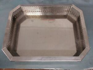 Olympus Keymed Ks 2 Ultrasonic Cleaner Top Immersion Basket W Clips 316lvm Parts