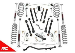 Rough Country 6 Lift Kit fits 1997 2006 Jeep Wrangler Tj 4wd 66220