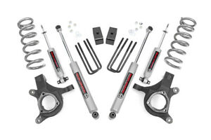 Rough Country 45 N3 Lift Kit For 99 06 Chevygmc 1500 2wd 239n2