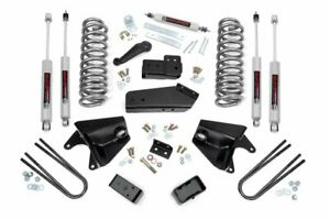 Rough Country 6 Lift Kit fits 1980 1996 Ford F150 2wd Suspension System