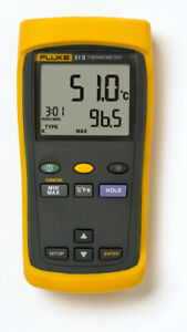 Fluke 51 2 Thermometer Series Ii