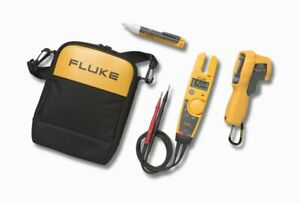 Fluke T5 600 62max 1ac Kit Clamp Meters Type Open Jaw Fork