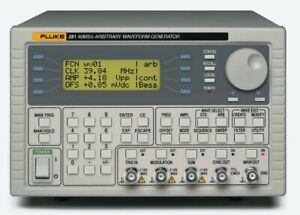 Fluke 281 u 115v Function Generators Channels 1 Frequency Maximum 16 Mhz
