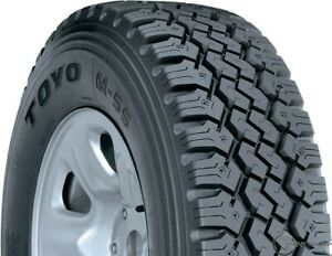 Toyo Tires 312300 The Toyo M 55 Is An Off Road Commercial Tire Specially Design