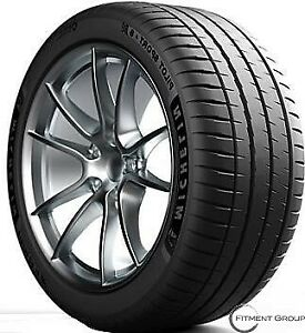 Michelin Pilot Sport 4s 245 35zr20