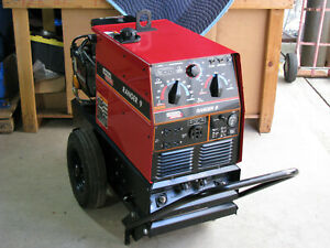 Lincoln Electric Ranger 9 Welder Generator 140 Hrs