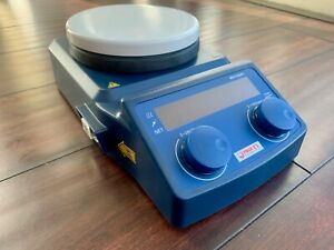 Four E s 5 Inch Led Digital Hotplate Magnetic Stirrer With Ceramic Coated Plate