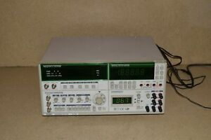 Tenma Model 72 7290 Universal System Freq Counter Multimeter Function