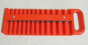 Snap On Tool Magnet Tray Mr1426 Holds 26 Sockets 1 4 Inch Tray Only