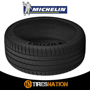 1 New Michelin Pilot Sport 4s 255 35zr18xl 94y Tires