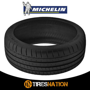 1 New Michelin Pilot Super Sport 255 35zr18xl 94y Tires