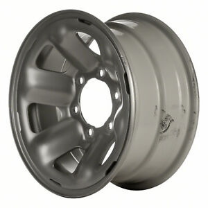 Reconditioned 15x7 Silver Steel Wheel For 1989 1991 Toyota 4runner 560 69255