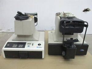 Lot Of 2 Allergan Humphrey Autorefractors For Refractive Measurement For Parts